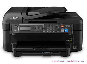 IMPRESORA MULTIFUNCIÓN EPSON WORKFORCE WF-2750DWF