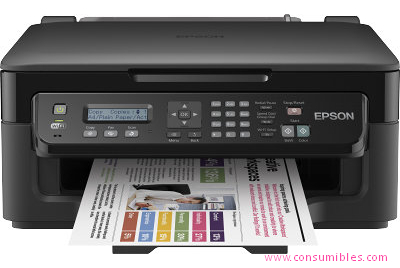 IMPRESORA MULTIFUNCIÓN EPSON WORKFORCE WF-2510WF