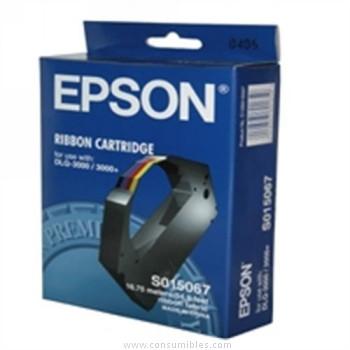 cinta de Nylon Color Epson S015067