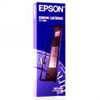 CINTA DE NYLON NEGRO EPSON S015091