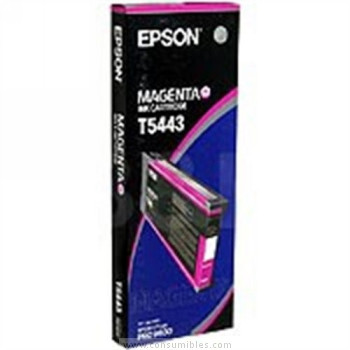 CARTUCHO DE TINTA MAGENTA 220 ML EPSON T5443