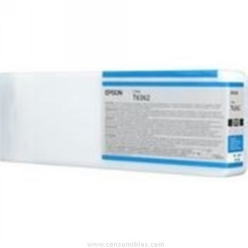 CARTUCHO DE TINTA CIAN 700 ML EPSON T6362