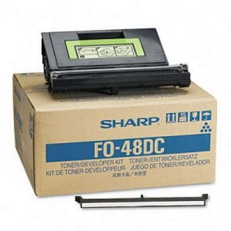 Comprar cartucho de toner FO48DC de Sharp online.
