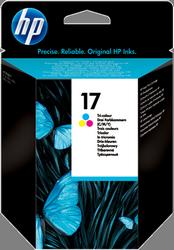 CARTUCHO DE TINTA TRICOLOR 15 ML HP Nº 17