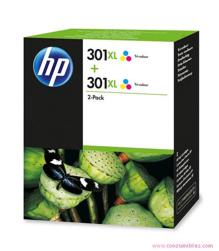 Comprar cartucho de tinta alta capacidad D8J46AE de HP online.