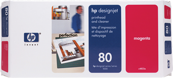 CABEZAL DE IMPRESION MAGENTA HP Nº 80