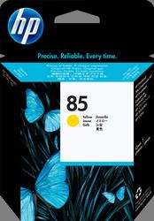 CABEZAL DE IMPRESION AMARILLO HP Nº 85
