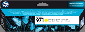 CARTUCHO DE TINTA AMARILLO HP Nº 971