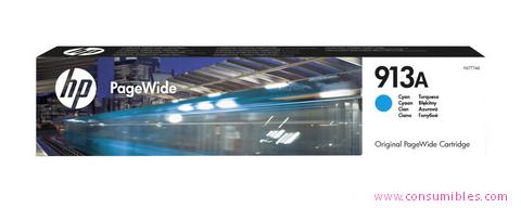 Comprar cartucho de tinta F6T77AE de HP online.