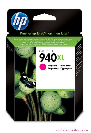 Comprar cartucho de tinta alta capacidad C4908AE de HP online.