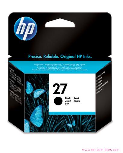 Comprar cartucho de tinta C8727AE de HP online.