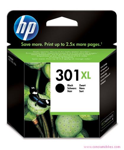 Comprar cartucho de tinta alta capacidad CH563EE de HP online.