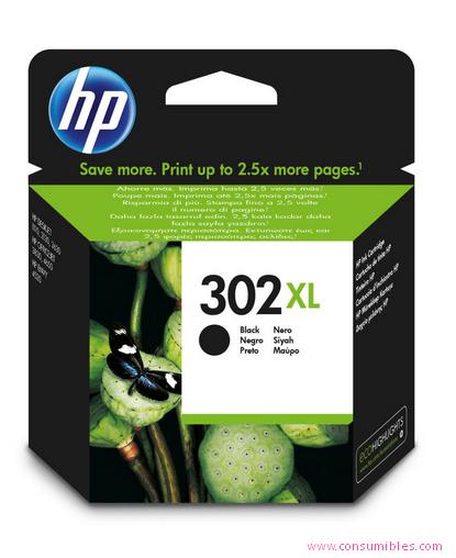 Comprar cartucho de tinta alta capacidad F6U68AE de HP online.