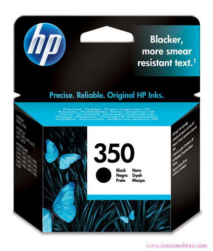 Comprar cartucho de tinta alta capacidad CB336EE de HP online.