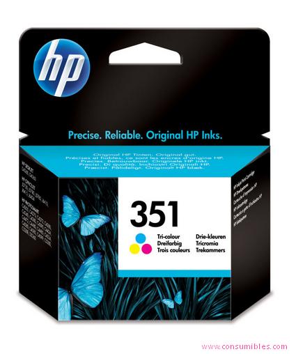 Comprar cartucho de tinta CB337EE de HP online.
