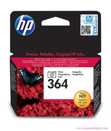 Comprar cartucho de tinta CB317EE de HP online.
