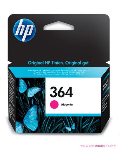 Comprar cartucho de tinta CB319EE de HP online.