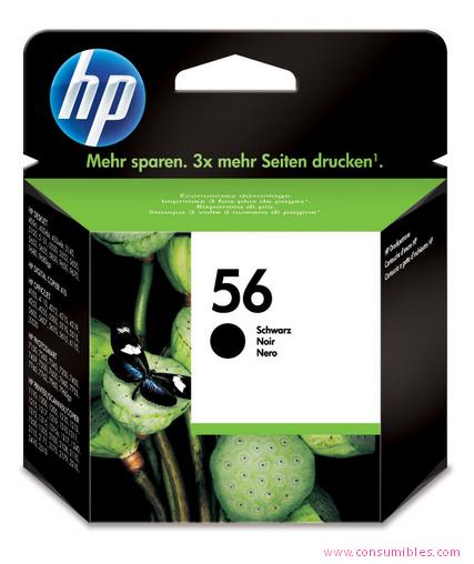 Comprar cartucho de tinta C6656AE de HP online.