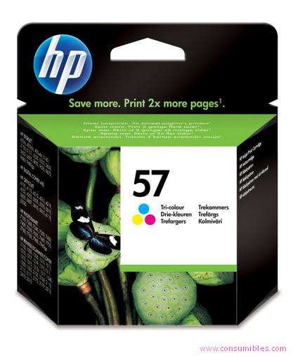 Comprar cartucho de tinta C6657AE de HP online.