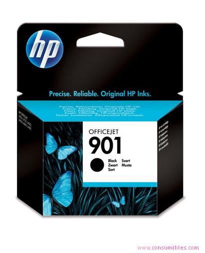 Comprar cartucho de tinta CC653AE de HP online.