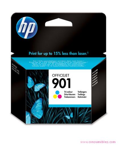 Comprar cartucho de tinta CC656AE de HP online.