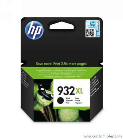 Comprar cartucho de tinta alta capacidad CN053AE de HP online.