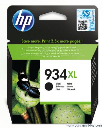 Comprar cartucho de tinta alta capacidad C2P23AE de HP online.