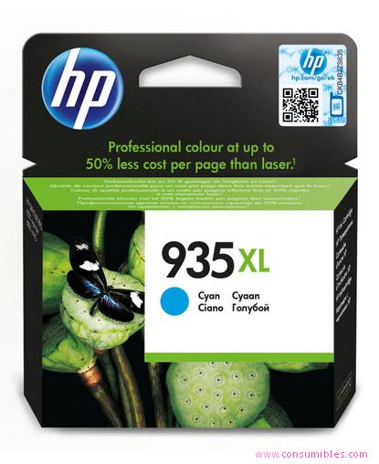 Comprar cartucho de tinta alta capacidad C2P24AE de HP online.