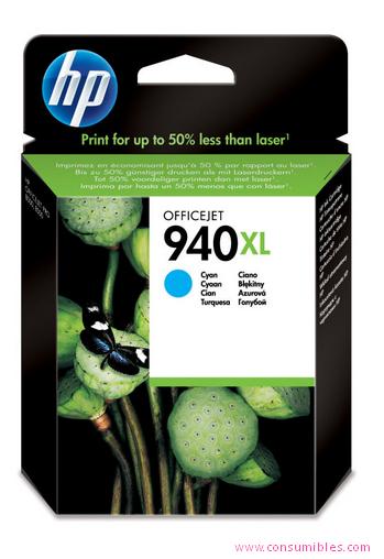 Comprar cartucho de tinta alta capacidad C4907AE de HP online.