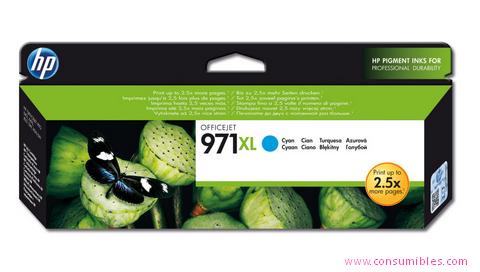 Comprar cartucho de tinta alta capacidad CN626AE de HP online.