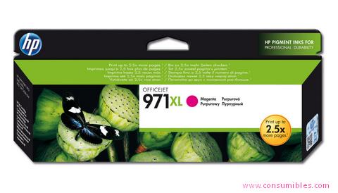 Comprar cartucho de tinta alta capacidad CN627AE de HP online.