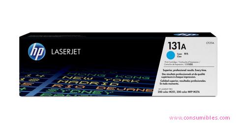 Comprar cartucho de toner CF211A de HP online.
