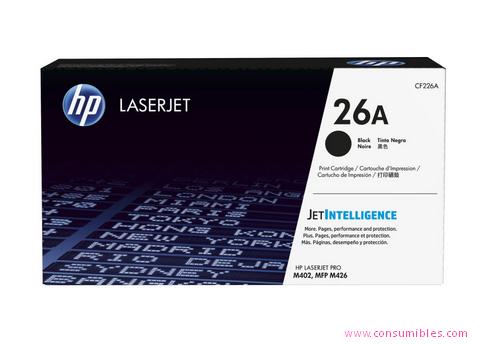 Comprar cartucho de toner CF226A de HP online.