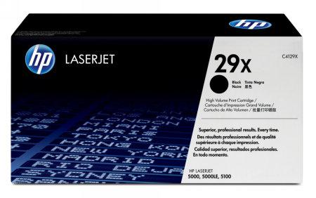 Comprar cartucho de toner alta capacidad C4129X de HP online.