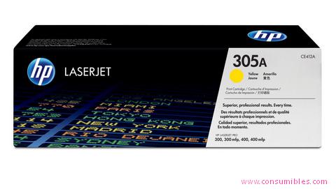 Comprar Originales CE412A de HP online.