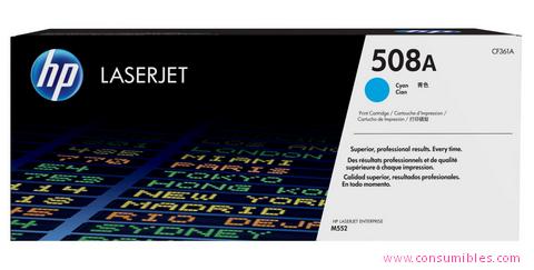 Comprar cartucho de toner CF361A de HP online.