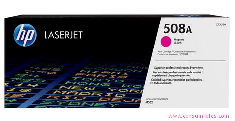 Comprar cartucho de toner CF363A de HP online.