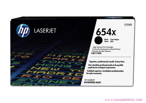Comprar cartucho de toner alta capacidad CF330X de HP online.
