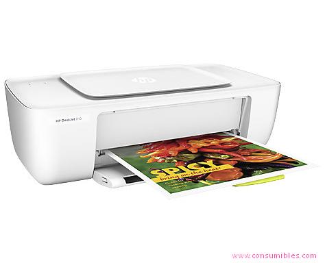 Inyección de tinta HP IMPRESORA DE INYECCIÓN DESKJET 1110 ( F5S20B )