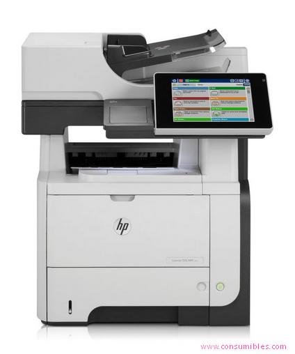 Impresoras láser o led HP IMPRESORA MULTIFUNCIÓN LASERJET M525DN MONOCROMO 40PPM 1200X1200DPI A4 CF116A#B19
