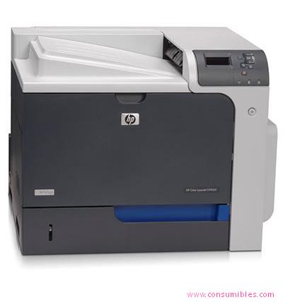 HP IMPRESORA LÁSER-LED LASERJET ENTERPRISE CP4025N ( CC489A#B19 )