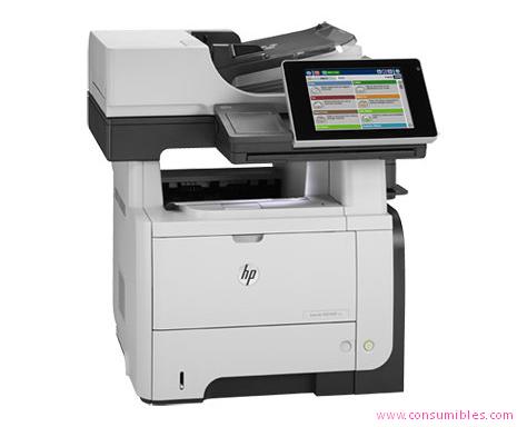 Impresoras láser o led HP IMPRESORA MULTIFUNCIÓN LASER LASERJET M525C MONOCROMO 40PPM 1200X1200DPI A4 CF118A#B19