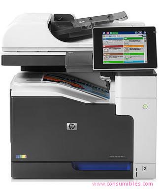Impresoras láser o led HP IMPRESORA MULTIFUNCIÓN LASER LASERJET M775DN COLOR 30PPM 1200X1200DPI A4 CC522A#B19