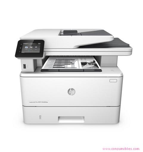 HP IMPRESORA MULTIFUNCIÓN LASERJET PRO PRO MFP M426FDN LASER A4 GRIS ( F6W14A )