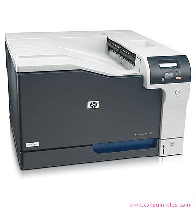 Impresoras láser o led HP IMPRESORA LASER COLOR LASERJET CP5225DN 20PPM A3 600X600DPI ETHERNET-DUPLEX CE712A#B19