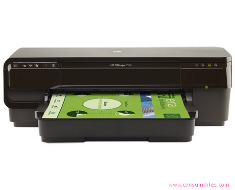 HP IMPRESORA DE INYECCIÓN OFFICEJET 7110 WIDE FORMAT EPRINTER ( CR768A#A81 )