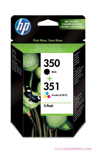 Comprar Value pack cartucho de tinta SD412EE de HP online.