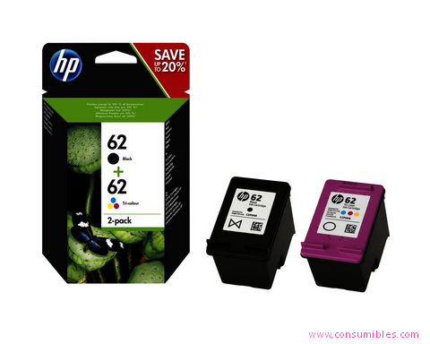 Comprar Value pack cartucho de tinta N9J71AE de HP online.