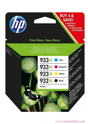 Comprar cartucho de tinta alta capacidad C2P42AE de HP online.