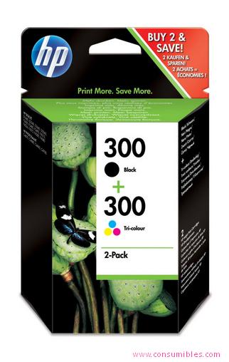 Comprar Pack 2 cartuchos de tinta CN637EE de HP online.